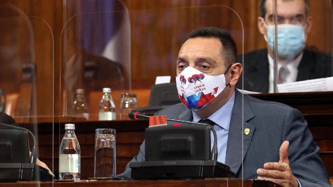 Vulin: Podržite Vučićev predlog - Balkan Balkancima 1