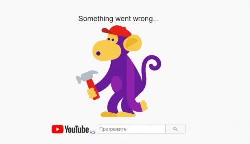 Guglovi servisi prestali sa radom širom sveta 7