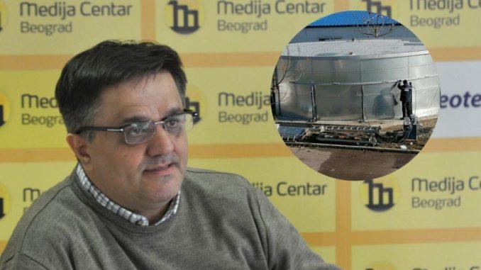 Gavrilović: Zrenjaninska voda nije lokalni komunalni problem 1
