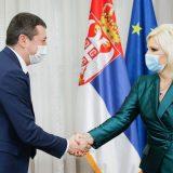 """Mihajlović sa glavnim izvođačem radova o završetku gasovoda """"Balkanski tok"""" 3"""