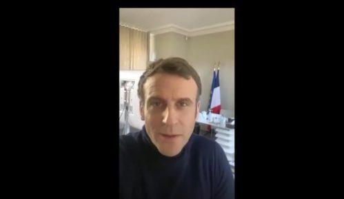 Makron: Moje zaražavanje posledica nemara i loše sreće (VIDEO) 5