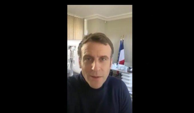 Makron: Moje zaražavanje posledica nemara i loše sreće (VIDEO) 1