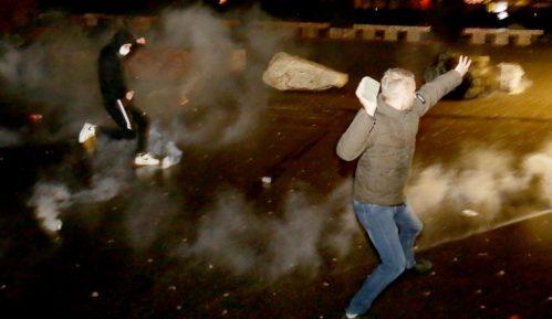 Ostavka albanskog ministra policije posle protesta 12