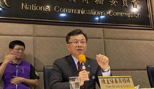 Prokineska televizija prekida emitovanje na Tajvanu zbog lažnih vesti 4