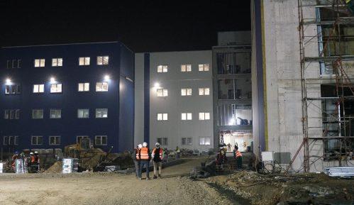 Cena izgradnje kovid bolnica i dalje predstavlja misteriju 3