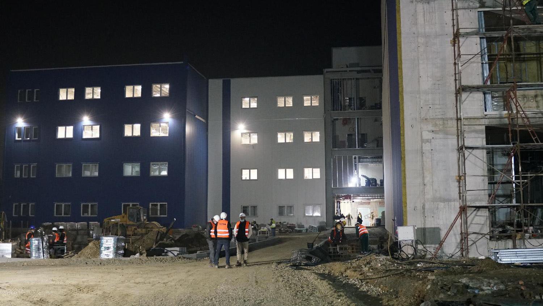 Cena izgradnje kovid bolnica i dalje predstavlja misteriju 1