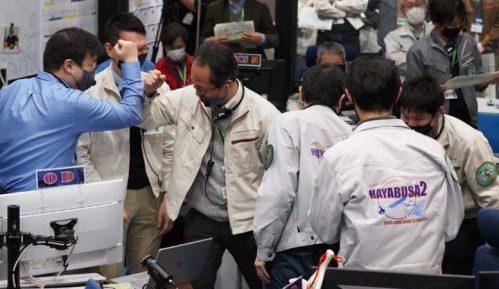 Japanska kapsula sa uzorcima asteroida sletela u Australiju 9