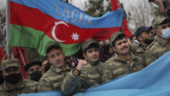 Azerbejdžan slavi jer je povratio svu teritoriju oko Nagorno-Karabaha 4