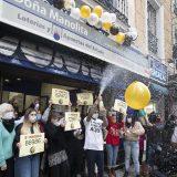 Dobitnici božićne lutrije u Španiji podelili 2,4 milijarde evra 2