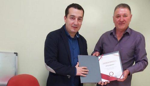 Grad Pirot dobio zahvalnicu NSZza ostvarene rezultate u oblasti zapošljavanja 10