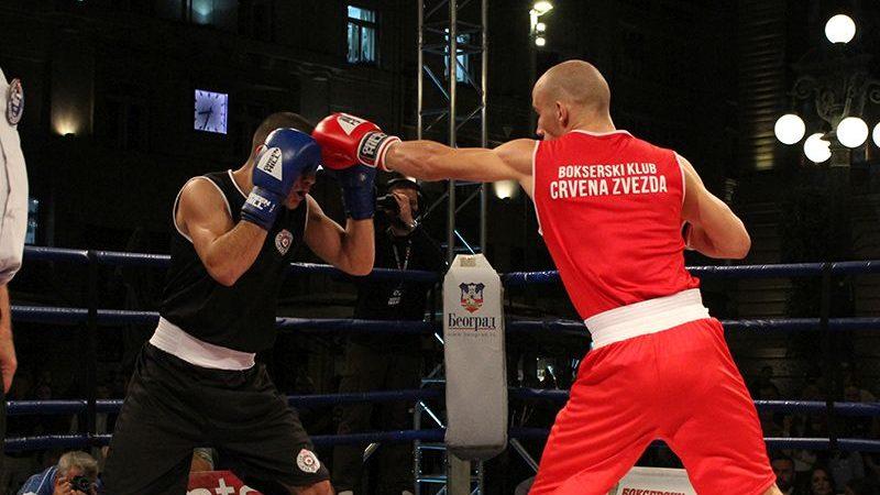 Derbi BK Crvena zvezda – BK Partizan na startu Superlige Srbije u boksu 2020/21 1