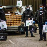CarGo Batleri donirali 1.000 obroka za 500 medicinara u Intitutu Banjica 10