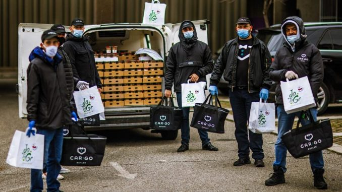 CarGo Batleri donirali 1.000 obroka za 500 medicinara u Intitutu Banjica 5