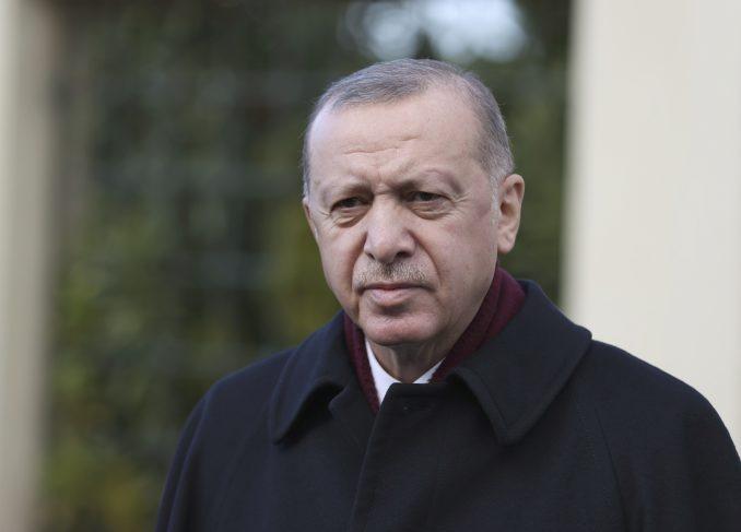 Erdogan kritikovao Evropski sud za ljudska prava zbog presude u korist prokurdskog političara 5