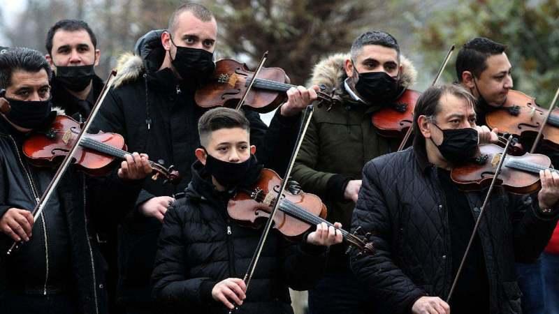 Džej Ramadanovski sahranjen uz zvuke 50 violina 1