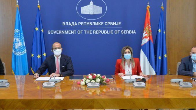 Potpisan sporazum o pomoći EU Srbiji u procesu vakcinacije 3