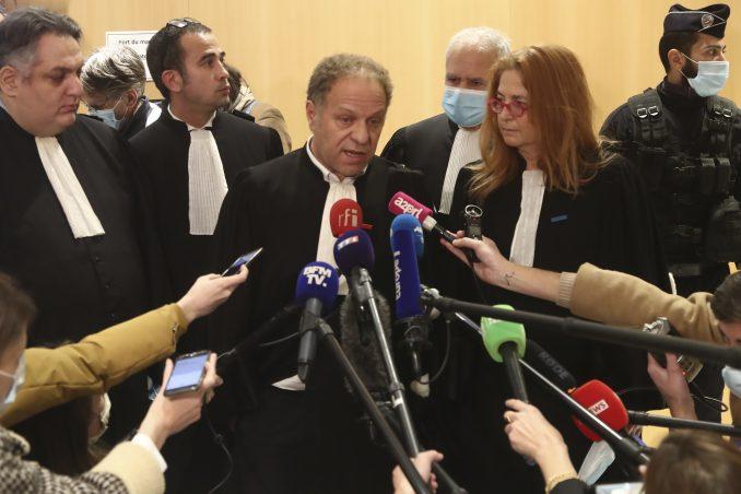 Sud u Parizu izrekao presude optuženima za terorističke napade 2015. 1