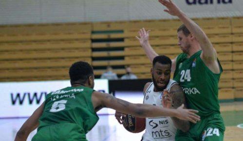Krka ubedljivo pobedila Partizan 9