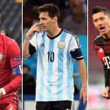 Levandovski, Mesi i Ronaldo u izboru za najboljeg igrača Fife 12