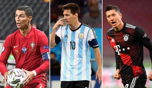 Levandovski, Mesi i Ronaldo u izboru za najboljeg igrača Fife 4