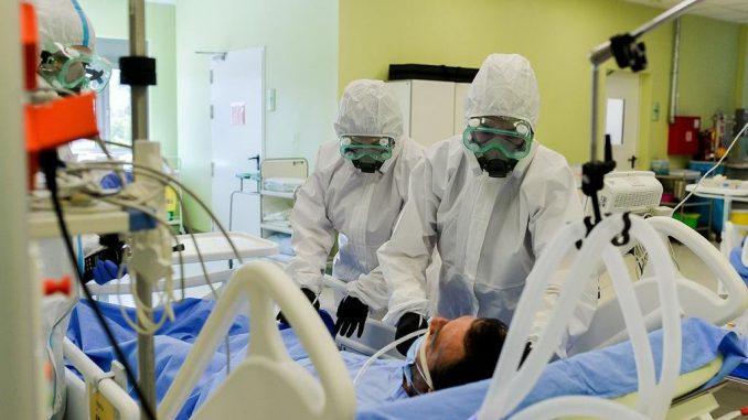 KC Niš: Na jugu Srbije preminulo 13 kovid pacijenata 5