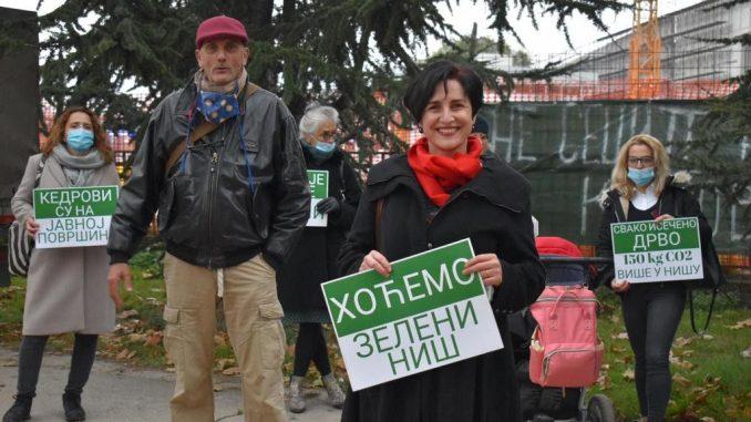 Gradonačelnica Niša je izjavom u Danasu zvanično priznala partijski aparthejd 4