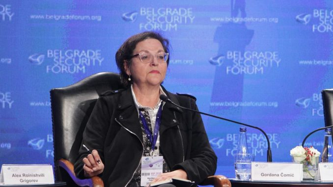 Čomić: Promene u ponašanju Vučića su merljive i vidljive 4