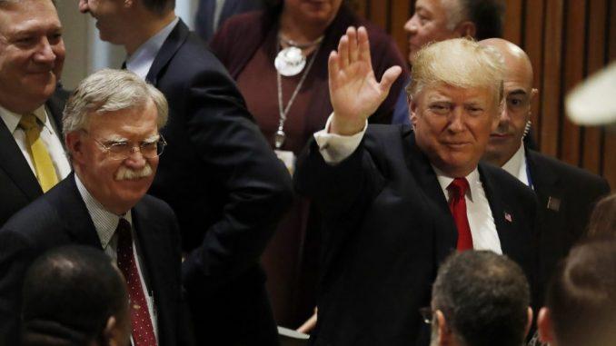 """Bolton zamerio Trampu što nije još snažnije """"kažnjavao"""" Kinu u ekonomskom smislu 8"""