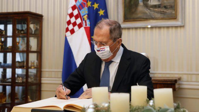 Lavrov u Hrvatskoj 4