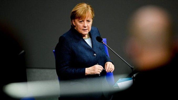 Merkel krivi nemački perfekcionizam za sadašnje teškoće oko korona virusa 1