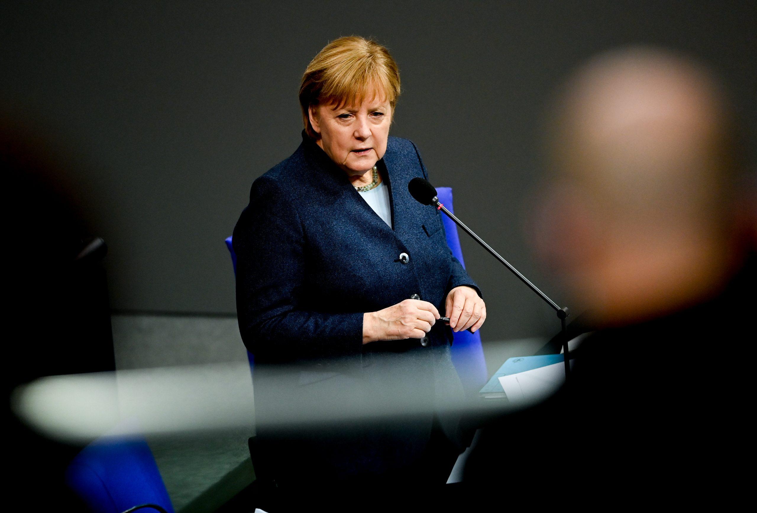 Merkel: Sećanje na milione žrtava nacizma i trajna odgovornost Nemačke 1