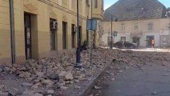 Snažan zemljotres u Hrvatskoj, ima žrtava, podrhtavanje se osetilo i u Srbiji (VIDEO) 11