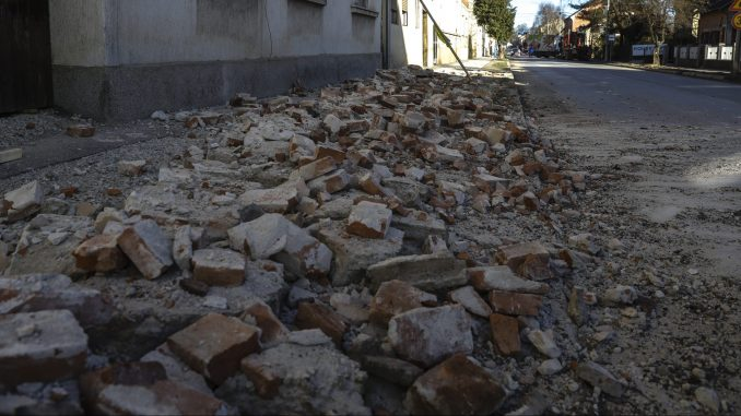 Hrvatska: Dva potresa u roku od sat vremena 3