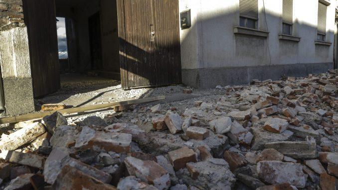 Još jedan potres u Hrvatskoj, osetio se u Petrinji i Sisku 5