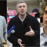 S kojim i kakvim kandidatima će opozicija protiv Šapića i SNS na beogradske izbore 11