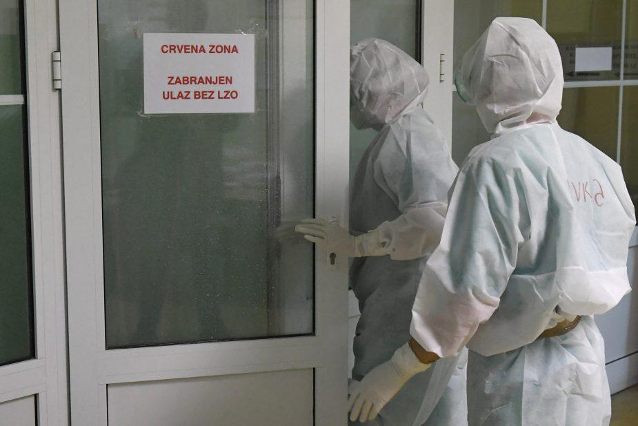Stefanović: Kroz vojno zdravstvo u kovid sistemu prošlo do sada više od 5.000 ljudi 2