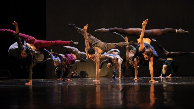 Poslednja predstava na 17. BFI u BDP-u - baletska premijera u NP u Beogradu 6