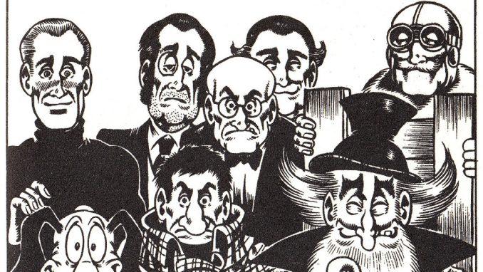 Jugoslovenski kalem tajne grupe TNT 8
