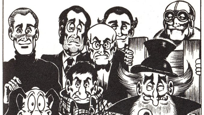 Jugoslovenski kalem tajne grupe TNT 1