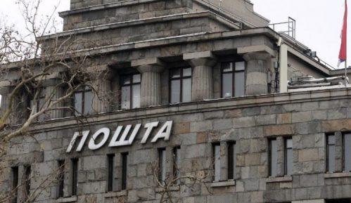 Zloupotreba obeležja Pošte Srbije 2