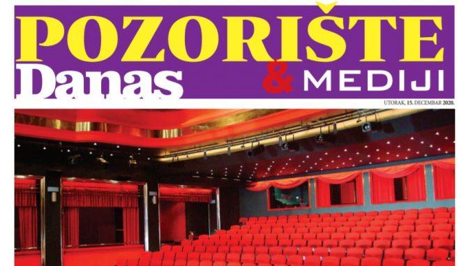 Specijalni dodatak Danasa - Pozorište i mediji (PDF) 1