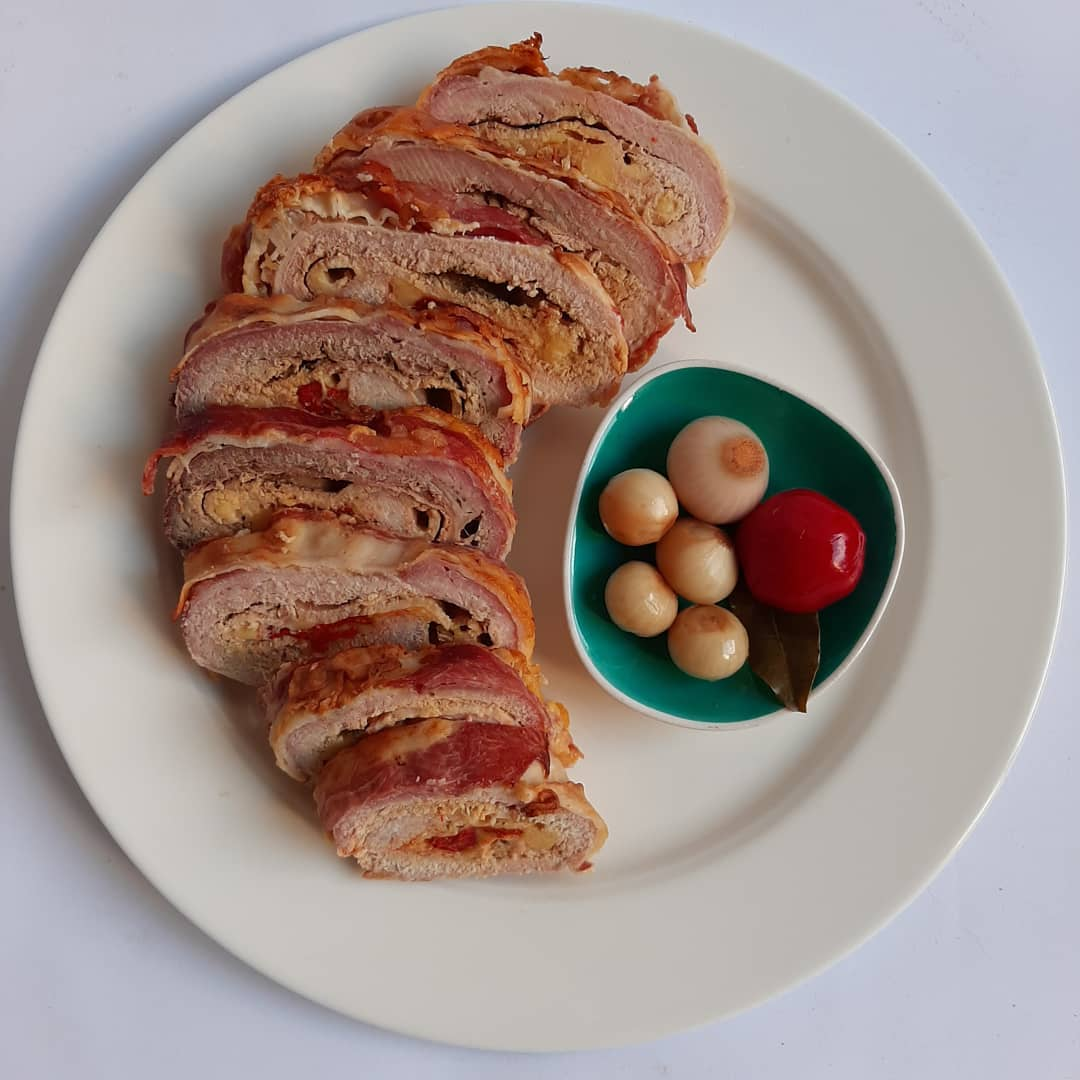 Recept: Rolat od mesa 3