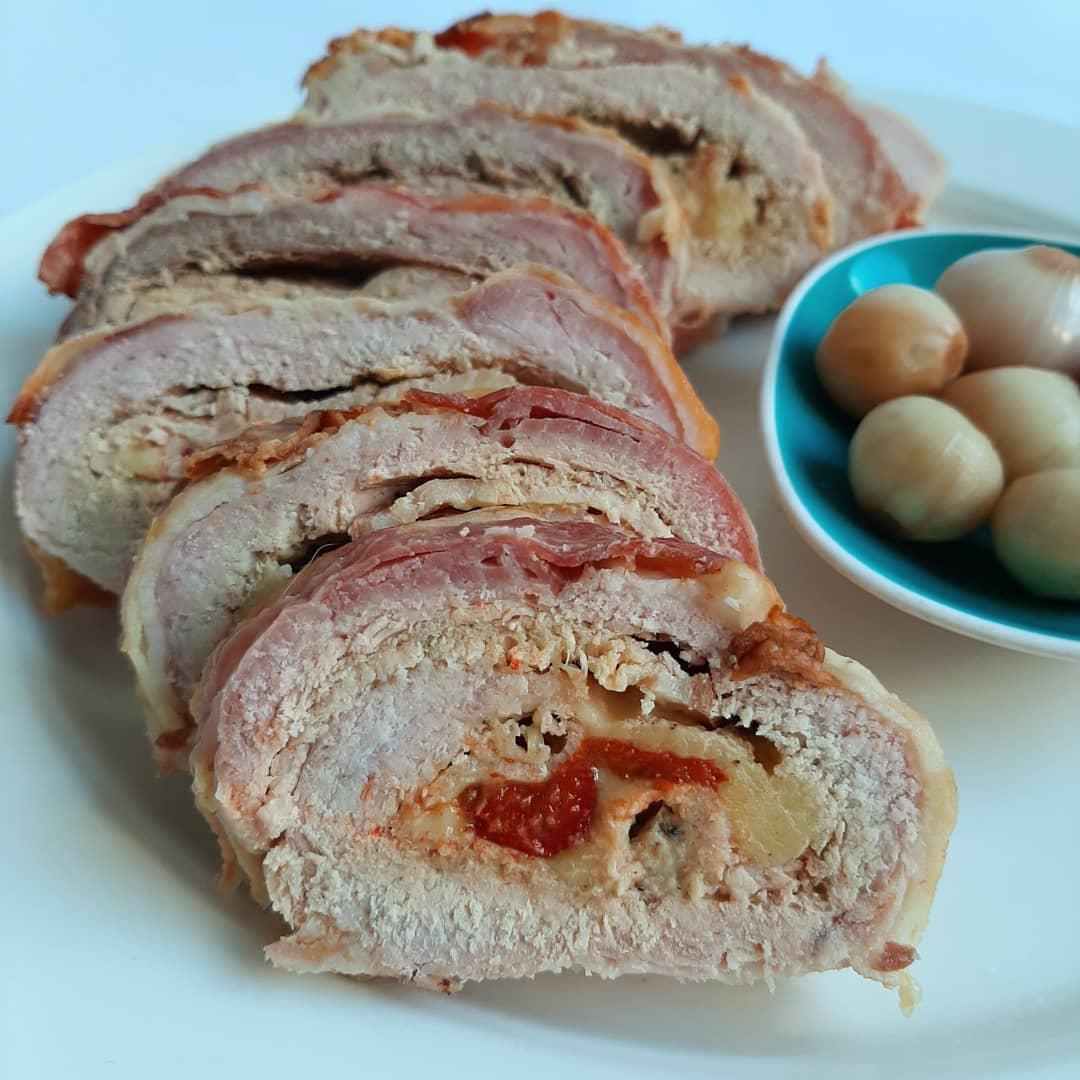 Recept: Rolat od mesa 2