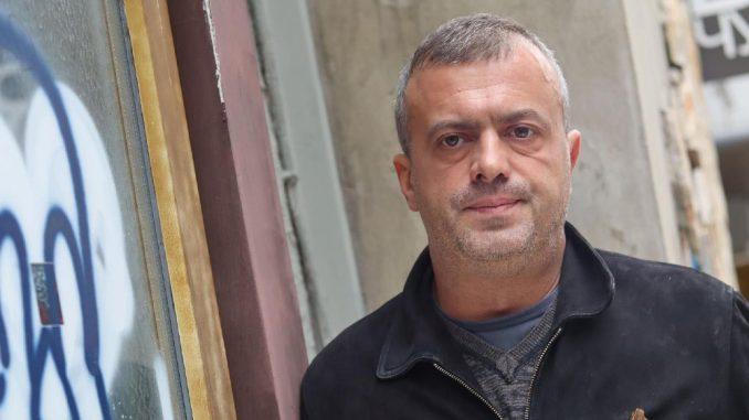 Sergej Trifunović: Umetnost me spasava od ludila politike 1