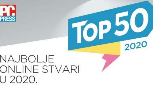 Počelo predlaganje kandidata za Top 50 izbor najboljih online stvari u 2020. 7