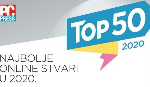 Počelo predlaganje kandidata za Top 50 izbor najboljih online stvari u 2020. 2