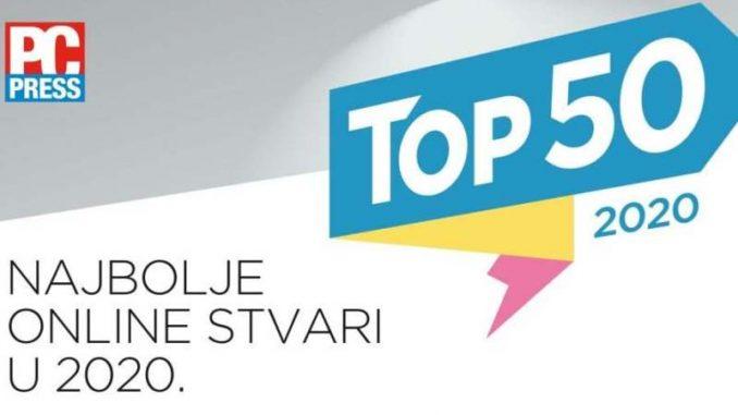 Počelo predlaganje kandidata za Top 50 izbor najboljih online stvari u 2020. 5