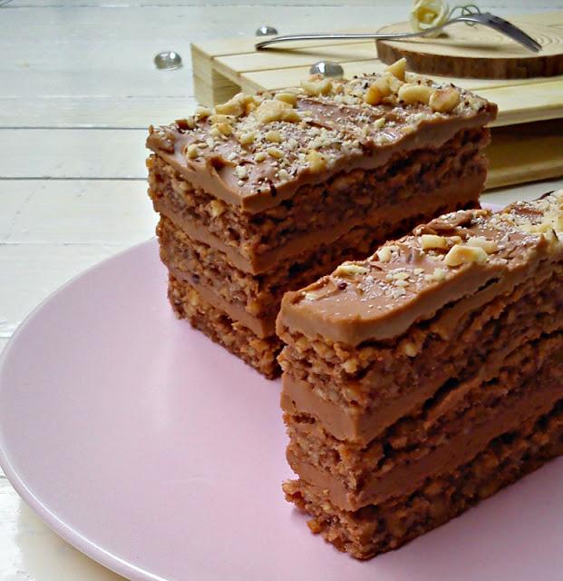 Recept nedelje: Torta sa lešnicima 3