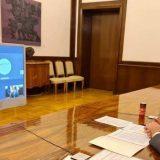 Vučić u telefonskom razgovoru sa Merkel o vakcini i razgovorima sa Prištinom 15