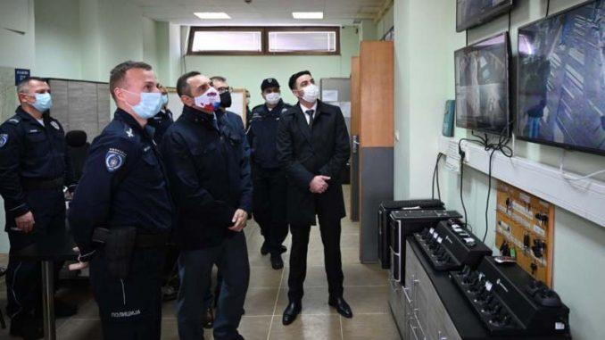 Vulin: Bezbednost ulica je merilo uspeha policijske uprave 1